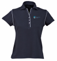 Navy/Pale Blue Polo