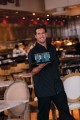 Chef Works Men's Pinstripe Cook Shirt