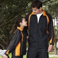 Splice tracksuit top adults